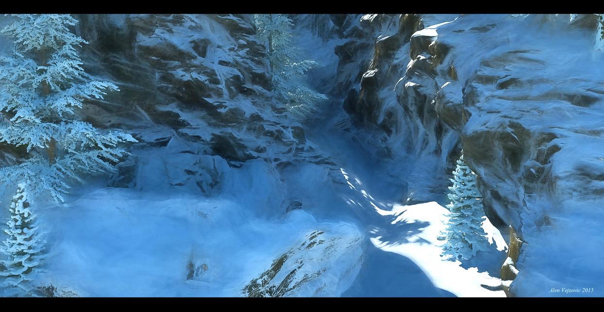 Winter 2 by Vejza