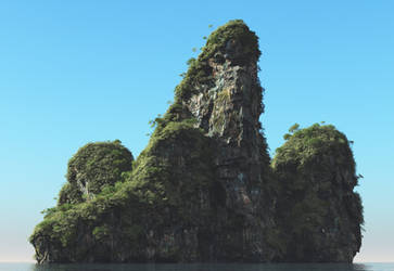 Cliff formation