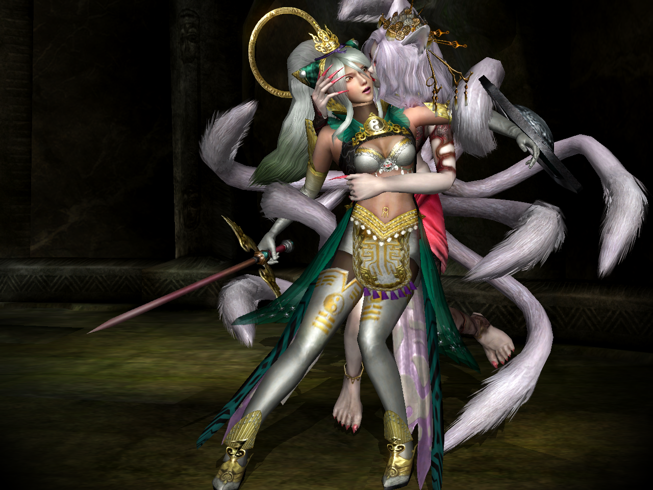 Warriors orochi 2 porn naked clips