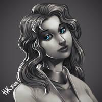 Commission - for Revan-Dawnstar #2 by nickkaur