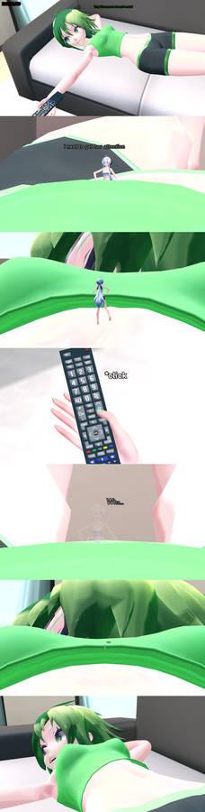 Size Remote