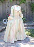 18th Century Gown Commission
