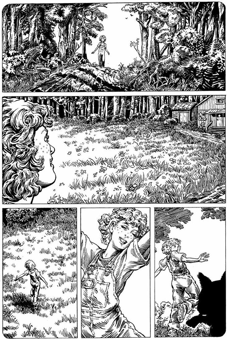 Crescent City Magick Vol 2 Page 14 by mlpeters