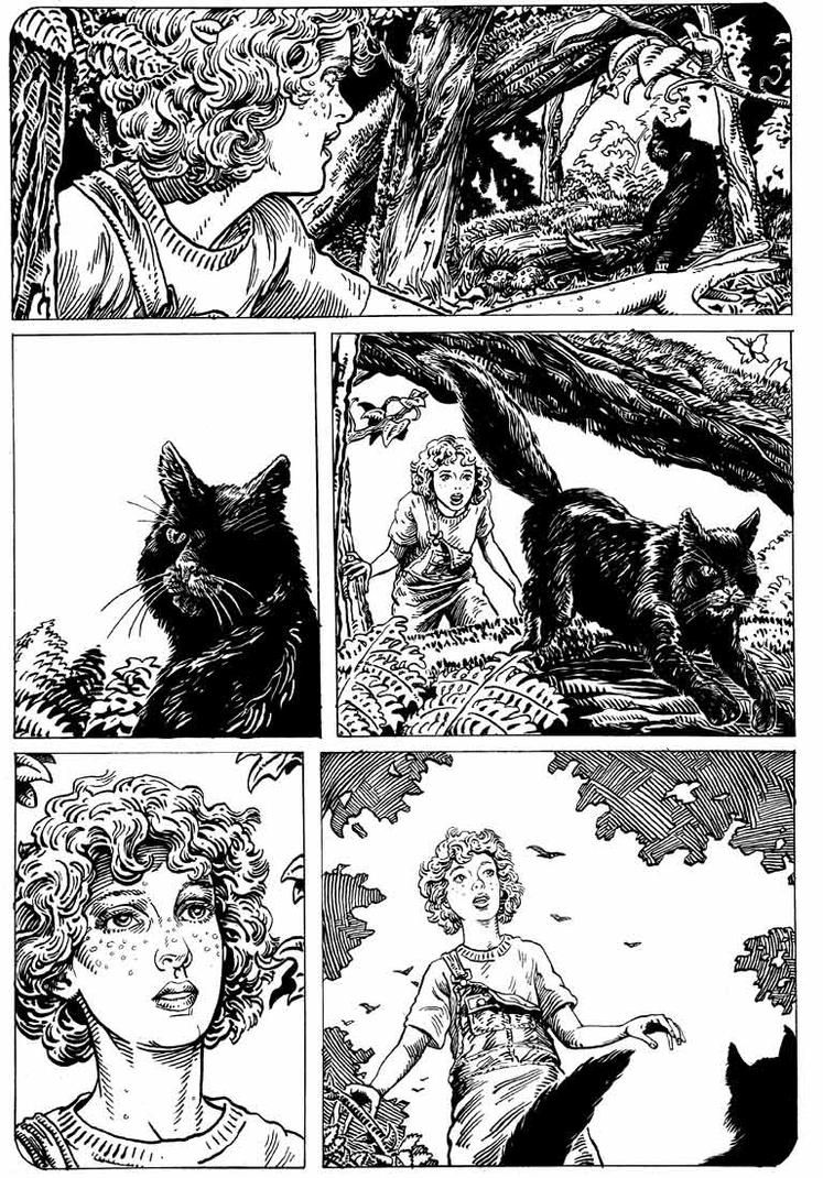 Crescent City Magick Vol 2 Book 2 Page 15 by mlpeters