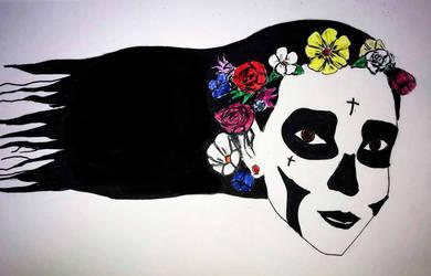 Death Girl colors by Felipe400