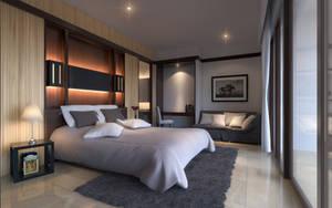 EllaBeach Bedroom, Papua by blalank