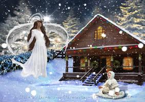 The Christmas Angel by ShawneeDawn
