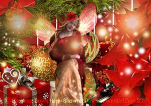 A Fae Christmas by ShawneeDawn