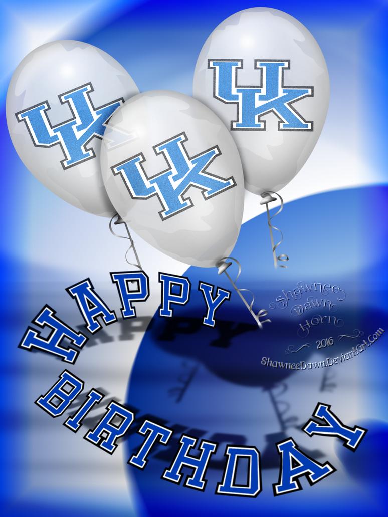 happy birthday university of kentucky images