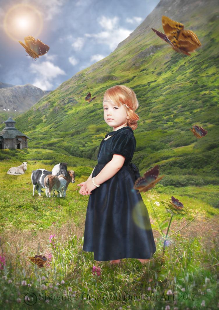 Her Future Still Before Her by ShawneeDawn