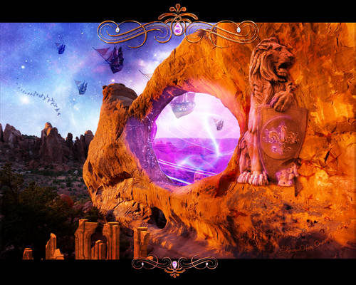 The Lion's Portal v2