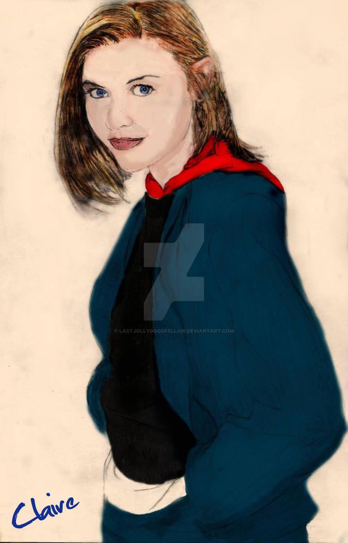 Claire Danes (restored)