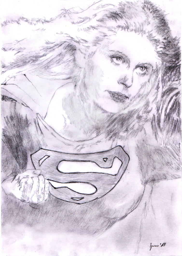 Supergirl by LastJollyGoodFellow