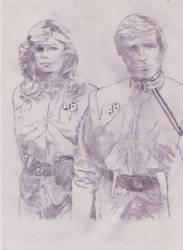 Barbara and Martin