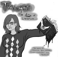 Twilight... by Green-Bird