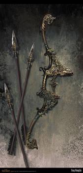 Persian bow