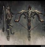 Age of Conan Persian crossbow