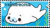 Seal Mamegoma stamp by becka72