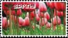 The Seasons Spring Stamp