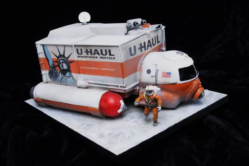 Interplanetary U-Haul Truck by RSFluhr on DeviantArt