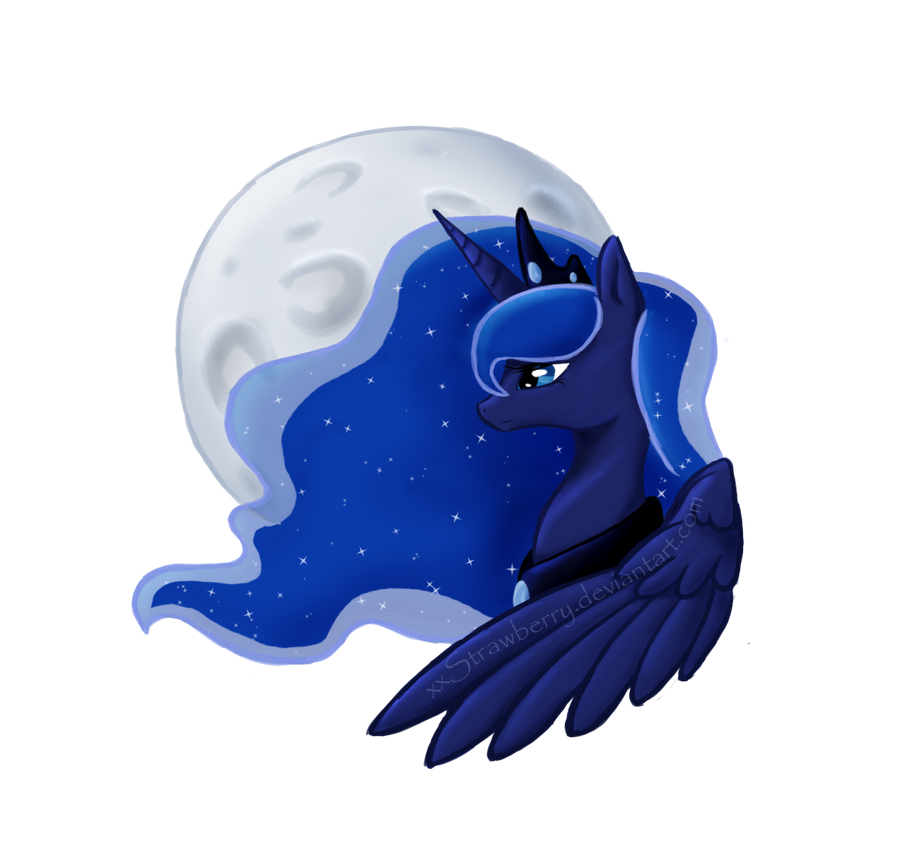 Princess of the Moon by xxStrawberry