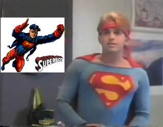 Andrew is Superboy by eriksuperboy