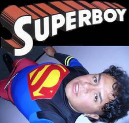 Superboy by eriksuperboy