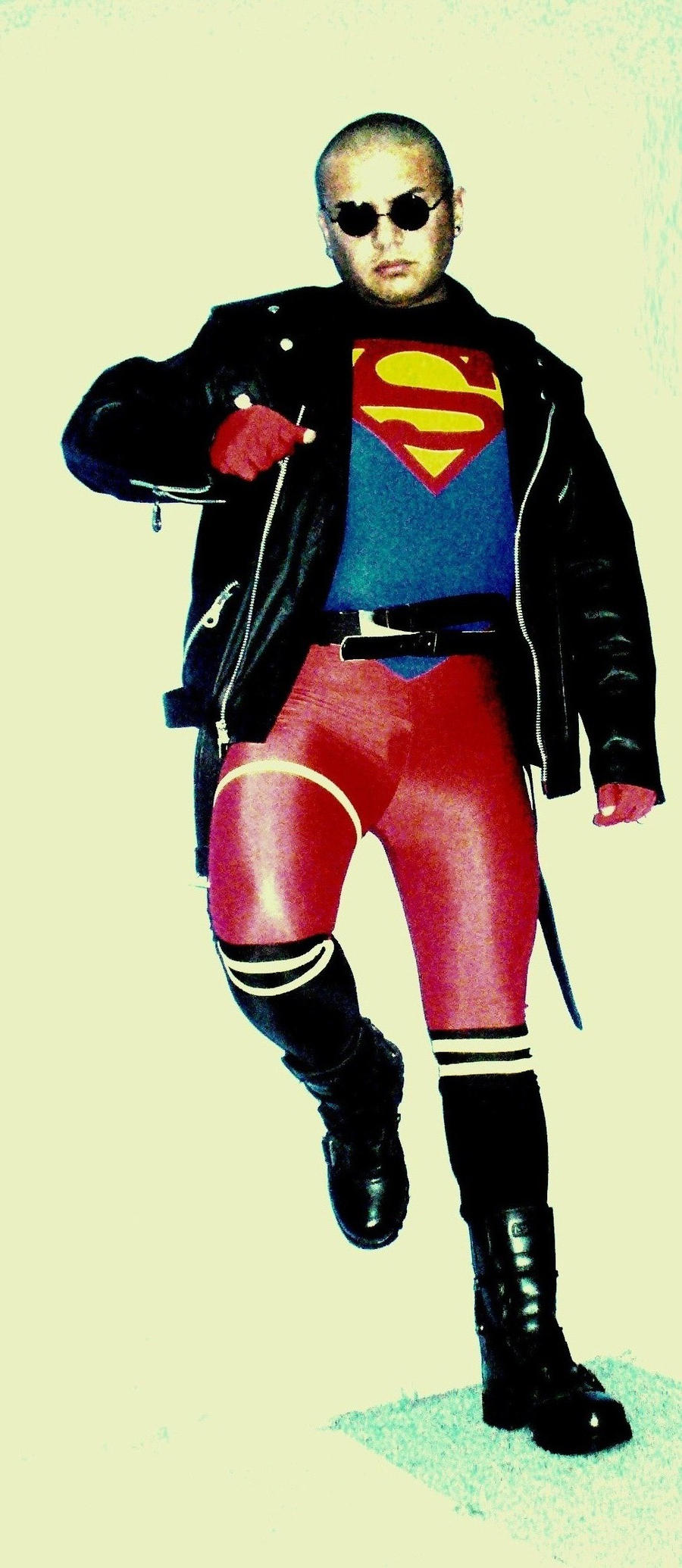 52 Superweeks 26 Superboy 90 S Uniform By Eriksuperboy On