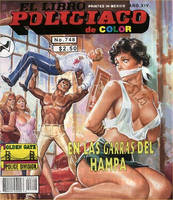 El Libro Policiaco girl bound and gagged by detectivesambaphile