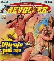 Revolver 63 Bound And Gagged by detectivesambaphile
