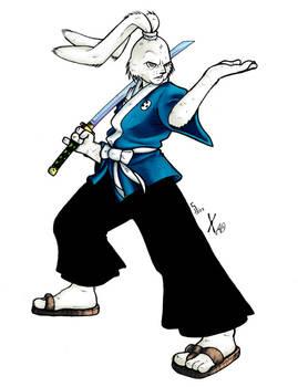 Usagi Yojimbo by Xao