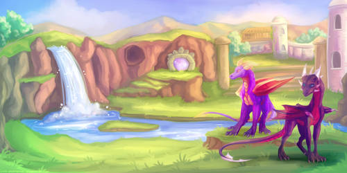 ~ Spyro ~ Way Back When