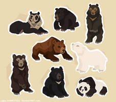 BEAR BEANS by Lord-StarryFace