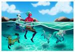 Keb Summer Event - Underwater