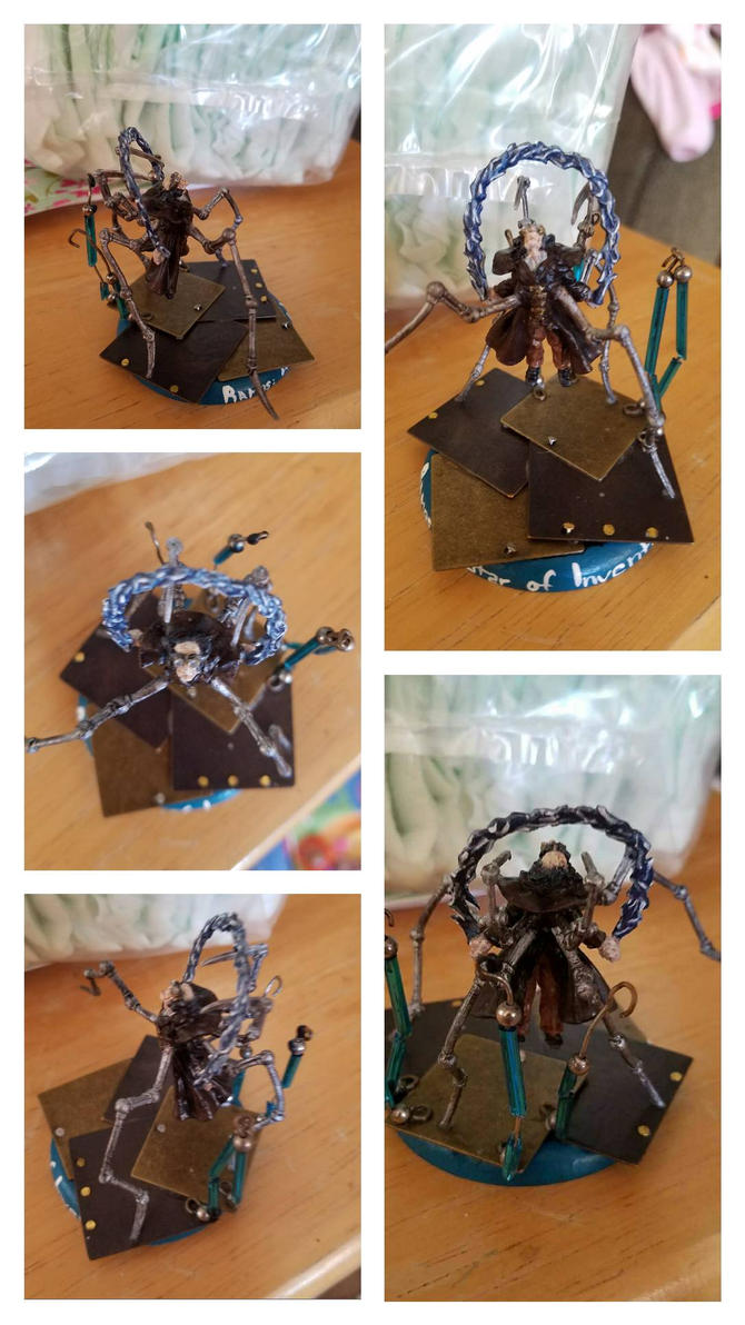Ramos: Avatar of Invention by MalifauxWriter