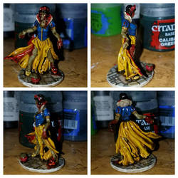 Zombicide Snow White