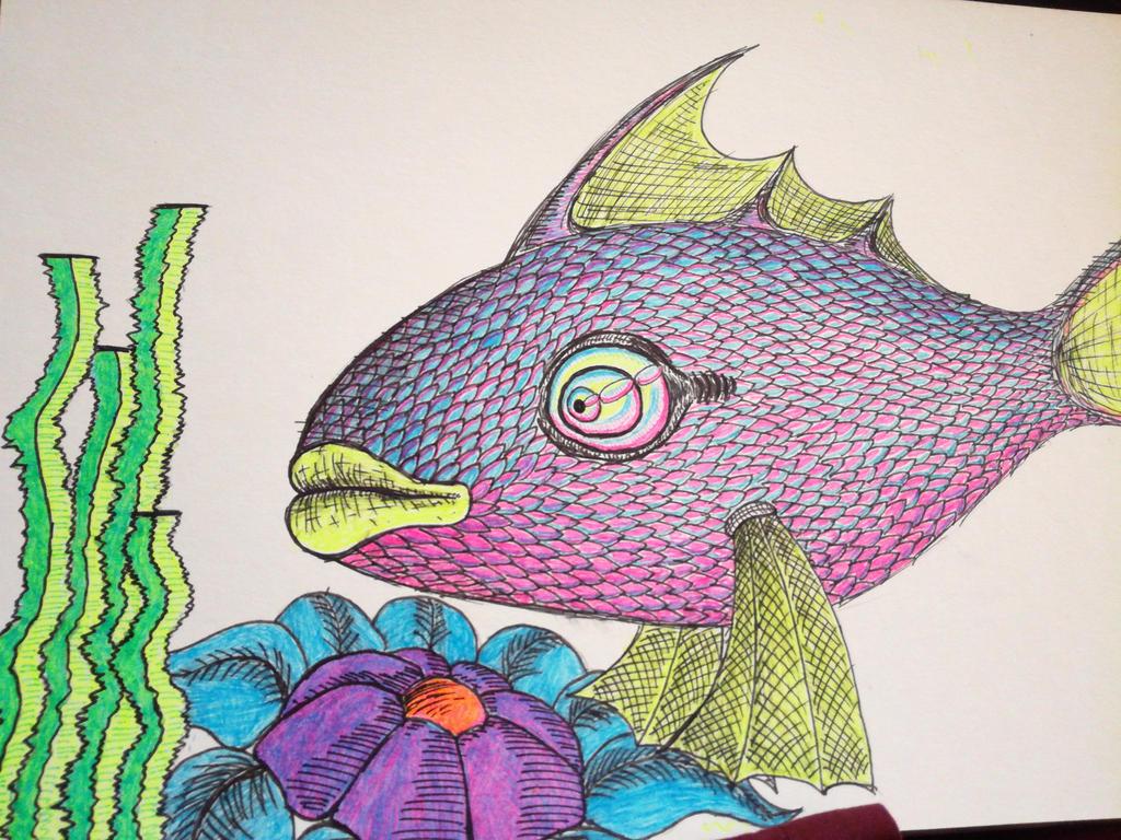 Fishroom by NeonRamp