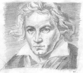 L. V. Beethoven by maki9791