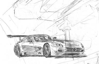 Mercedes by maki9791