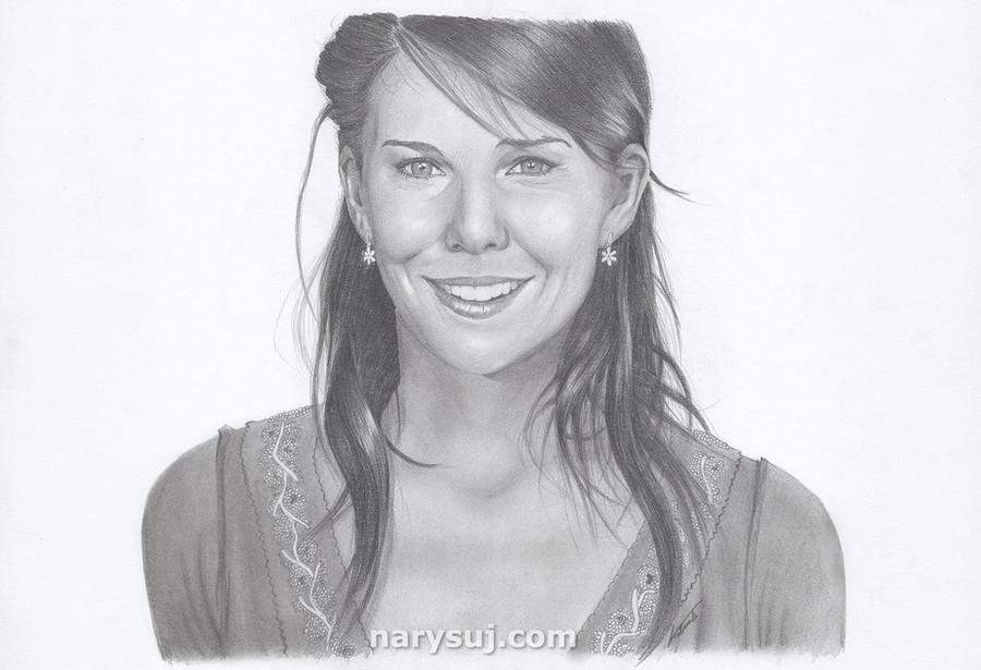 Lauren Graham by ketnew
