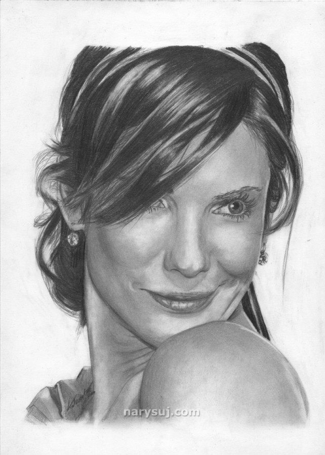 Sandra Bullock by ketnew