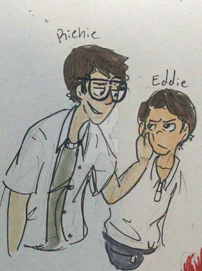 Richie And Eddie by snafucomic
