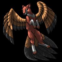 4 - Flyenx Adult Brown by DarkHansol