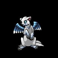 3 - Flyenx Pup white by DarkHansol