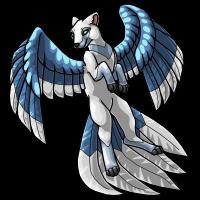 3 - Flyenx Adult  white by DarkHansol