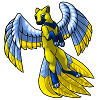 4 - Flyenx Adult blonde by horselife1236