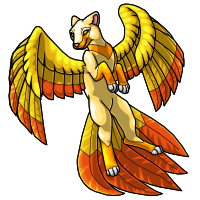 2 - Flyenx Adult Gold by horselife1236