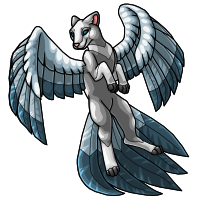 1 - Flyenx Adult Silver by horselife1236