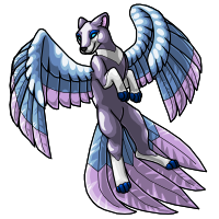 6 - Flyenx Adult lavender by horselife1236