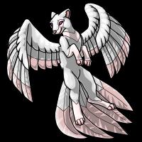 1 - Flyenx Adult albino by DarkHansol